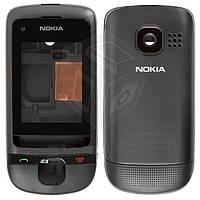 Корпус для Nokia C2-05 - оригинальный (черный)