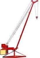 Кран Пионер г/п 500 кг, 700 кг, 1000кг