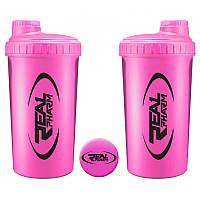 Шейкер Real Pharm Shaker (700ml pink)