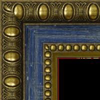 Багетная рама под заказ 1226-161 (ширина профиля 45 мм). Для икон, картин, зеркал, фотографий
