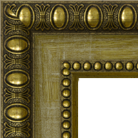Багетная рама под заказ 1226-164 (ширина профиля 45 мм). Для икон, картин, зеркал, фотографий