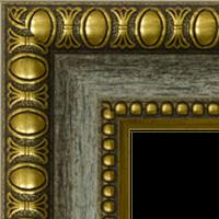 Багетная рама под заказ 1226-447 (ширина профиля 45 мм). Для икон, картин, зеркал, фотографий