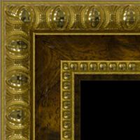 Багетная рама под заказ 1226-502 (ширина профиля 45 мм). Для икон, картин, зеркал, фотографий