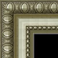 Багетная рама под заказ 1226-L18-601 (ширина профиля 45 мм). Для икон, картин, зеркал, фотографий
