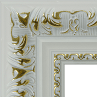 Багетная рама под заказ 1227-01 (ширина профиля 44 мм). Для икон, картин, зеркал, фотографий