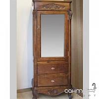 Мебель для ванных комнат и зеркала Godi Пенал для ванной комнаты Godi GM10-31 AW (слоновая кость матовая)