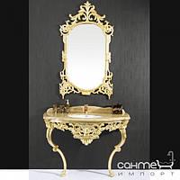 Мебель для ванных комнат и зеркала Godi Комплект мебели для ванной комнаты Godi GM10-43 Gold (золото)
