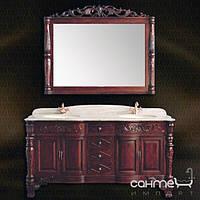 Мебель для ванных комнат и зеркала Godi Комплект мебели для ванной комнаты Godi US-08 MB (коричневый)