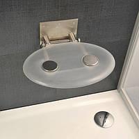 Сидение для ванной комнаты Ravak Ovo P clear