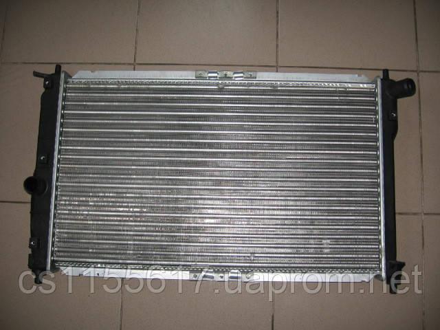 Радиатор охлаждения Termotec D70018TT (без кондиционера)  б/у на Daewoo Lanos после 1997 года