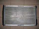 Радиатор охлаждения Termotec D70018TT (без кондиционера)  б/у на Daewoo Lanos после 1997 года, фото 2