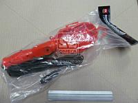 Фонарь переносной, прикуриватель+клеммы, 5м., . DK36-125