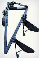 Плуг 2х корпусный (для мототрактора) (Полтава)