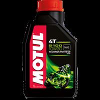 Моторное масло Motul 5100 4T 10W-30 4л