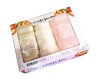 Набор полотенец Cestepe бамбуковых 40*60 3шт.