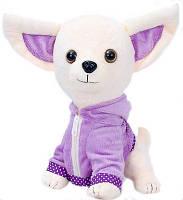 Мягкая игрушка. Собачка Крошка 1 00112-12 Копиця