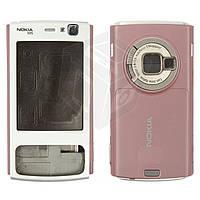Корпус для Nokia N95 2Gb - оригинальный (розовый)