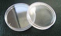 Капсулы для монет 35 мм (под 5 гривен НБУ)