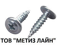 Саморез с прес-шайбой 4,2х32 острый наконечник (уп.500шт.)