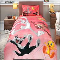 Детское постельное бельё ТАС Looney Tunes Active (Луни Тюнз актив)