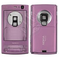 Корпус для Nokia N95 8Gb - оригинальный (фиолетовый)