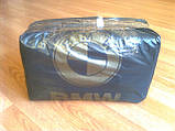 Поліетиленові пакети BMW 38х57 см/ 30 мкм пакет майка, фото 3