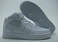 Nike Air Force white high