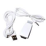 Качество . Конвертер HDMI - VGA аудио + доп.питание от USB . PS4, фото 7