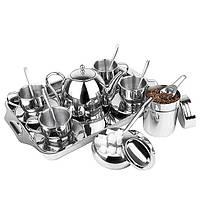 Кофейный / Чайный набор Vinzer Dolce Vita 89175 (21 предмет) v89175