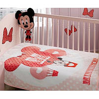Плед-покрывало ТАС 100х120 Disney Minnie ballon baby