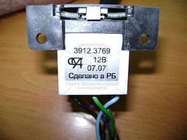 Переключатель света (3912.3769) МТЗ (фар, поворотов и звукового сигнала) (УП Ясма). ПКП-1