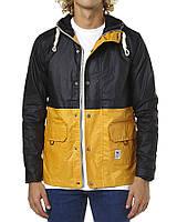 Парка куртка Bellfield - Tannum Black Yellow 2 (мужская) Весна-Осінь 994e705bd4515