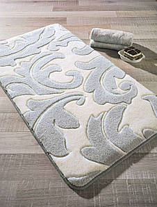 Коврик для ванной Confetti Palazzo gri (серый) 80*140