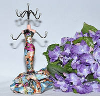 Подставка для украшений Цветочная