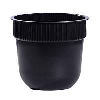 Стакан для рассады без отверстий 0.38 литра диаметр 9 см высота 8 см пюре