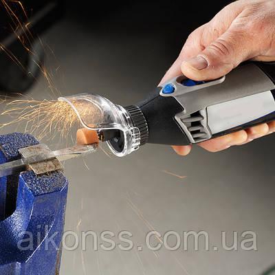 Щиток защита на бормашинку dremel гравер, дремель