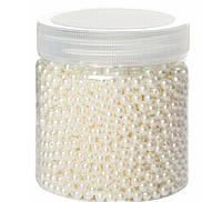 Perlen perlmutt 6 mm Ø  10 шт