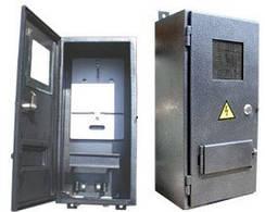 Щиты для электросчетчиков и модульных автоматических выключателей