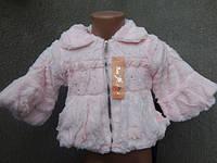 Детское  Пальто на девочку на 6мес-24м года (Вена/осень)