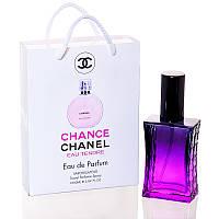 Chanel Chance Eau Tendre (Шанель Шанс Еу Тендр) в подарочной упаковке 50 мл.