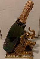 Слон- подставка под бутылку 131