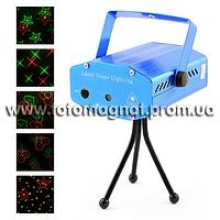 Диско Лазер (Лазерная установка) цветомузыка YX-08
