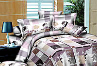 Двухспальный набор постельный (рисунок Квадраты)