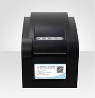 Принтер этикеток, термопринтер штрих кодов Xprinter XP-350B 82mm
