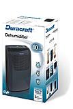 Осушувач повітря Duracraft DD-TEC10NE2 10л (Німеччина), фото 4