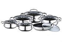 Набор посуды Kamille KM 4050 S