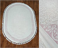 Ковер Inci 4822 CREAM-ROSE (OVAL)