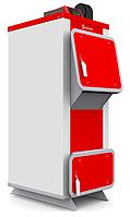 Универсальный твердотопливный котел длительного горения Heiztechnik Q Plus 65