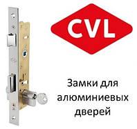 Замки короткі CVL для алюмінієвих дверей
