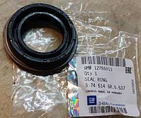 Сальник (манжета, уплотнитель) 35 x 55 x 9 mm дифференциала и привода приводного вала передней полуоси OPEL Astra-G/H/J Zafira-A/B/C Corsa-D